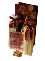 Weihnachtspräsent Lebkuchen & Marzipan