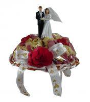 Hochzeitsnudelstrauß