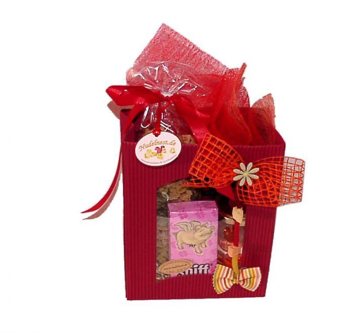 Geschenk Viel Gluck Pasta Als Kunden Und Firmengeschenke