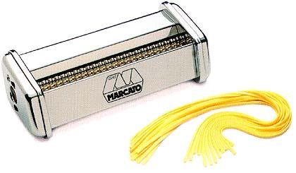 aufsatz nudelmaschine atlas spaghetti 2mm pasta als. Black Bedroom Furniture Sets. Home Design Ideas