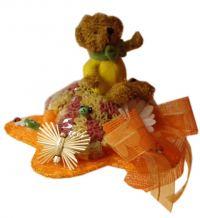 Nudelstrauss Teddybär