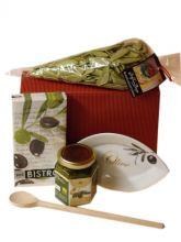 Pastapräsent Olive
