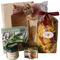 Bio Pastageschenkset mit Walnuss-Pesto