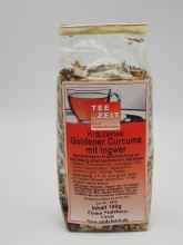Curcuma-Kräuter-Tee