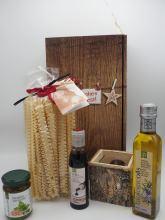 Weihnachtsgeschenk Pasta & Oil