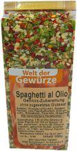 Pastagewürz Spaghetti al Olio 100 g